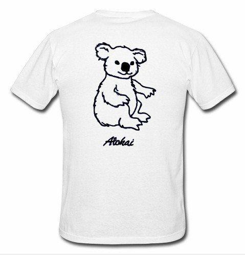 d883b9c1 Alokai t shirt back | tshirt | T shirt, Shirts, Cool shirts