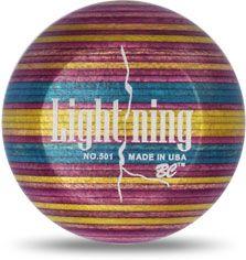 Wooden Laminated BC Lightning Yo-Yo Grapejuice. $9.99 www.tomkuhn.com