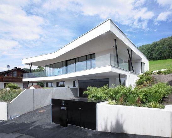 Berger Massivhaus architekten berger hofmann house salzburg austria berger hofmann