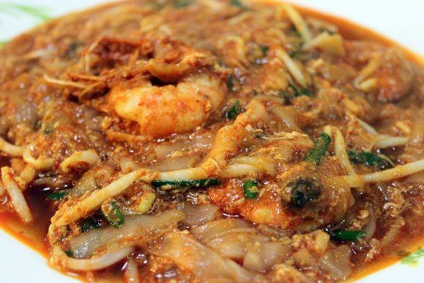 Dari Dapur Kecah Penang Char Kuew Teow