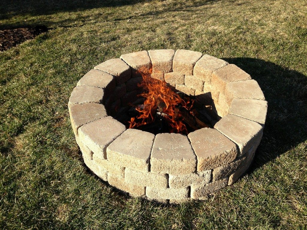 building a backyard fire pit how to build a backyard fire pit