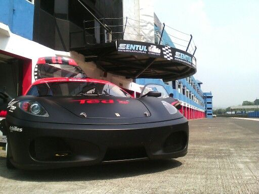 Sentul International Circuit Circuit F350 Sports Car
