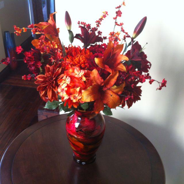 Vase from Bora Bora - Flowers by Jonnie Taylor!