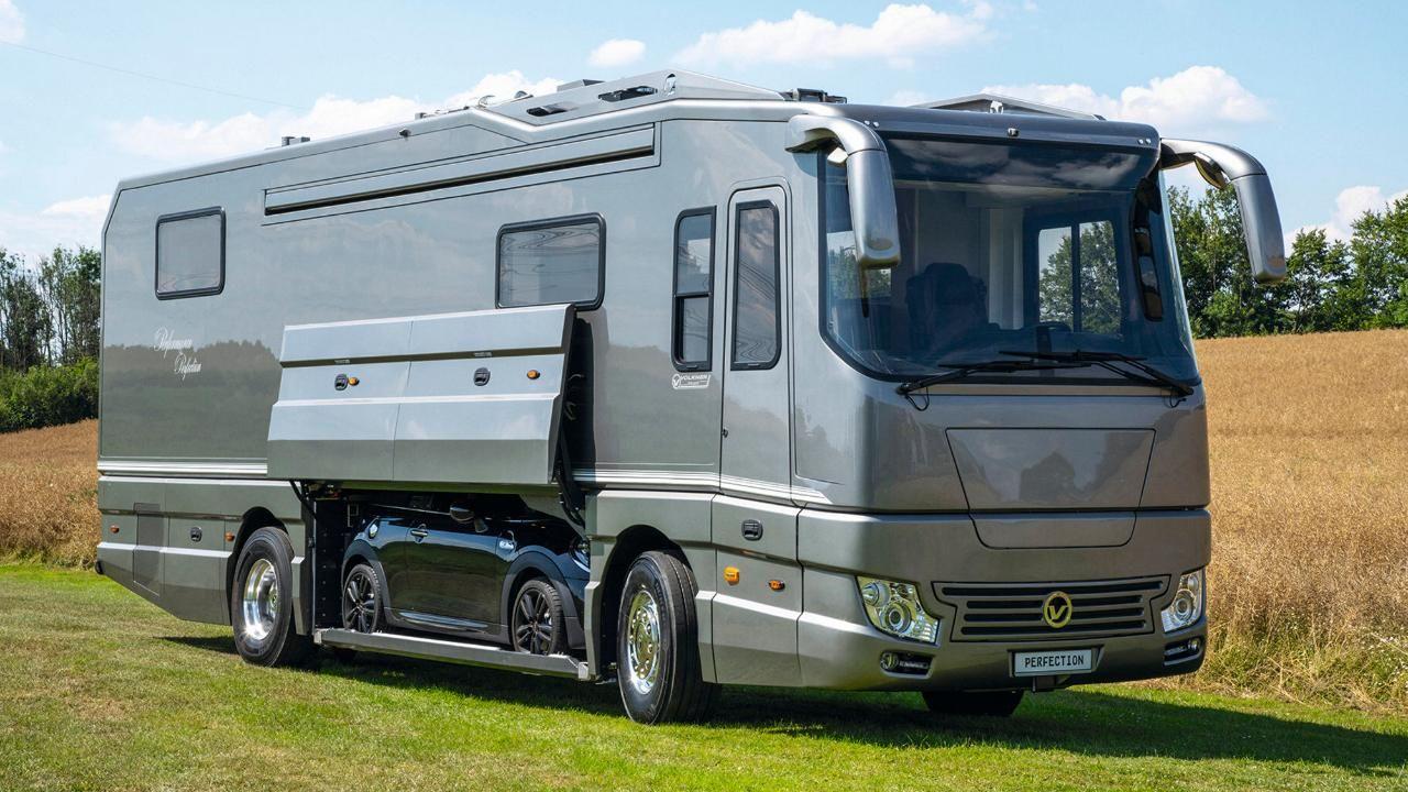 Caravan Salon Düsseldorf 9: Die besten neuen Wohnmobile für