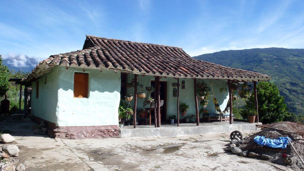 Resultado de imagen para casas de bahareque