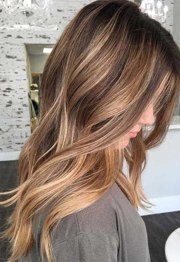 51 Gorgeous Hair Color Worth To Try This Season