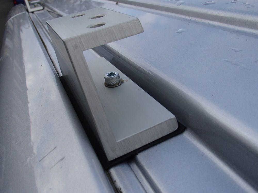 image result for vw t5 diy roof rack