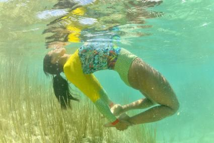8 intermediate poses for an awesome water yoga sequence