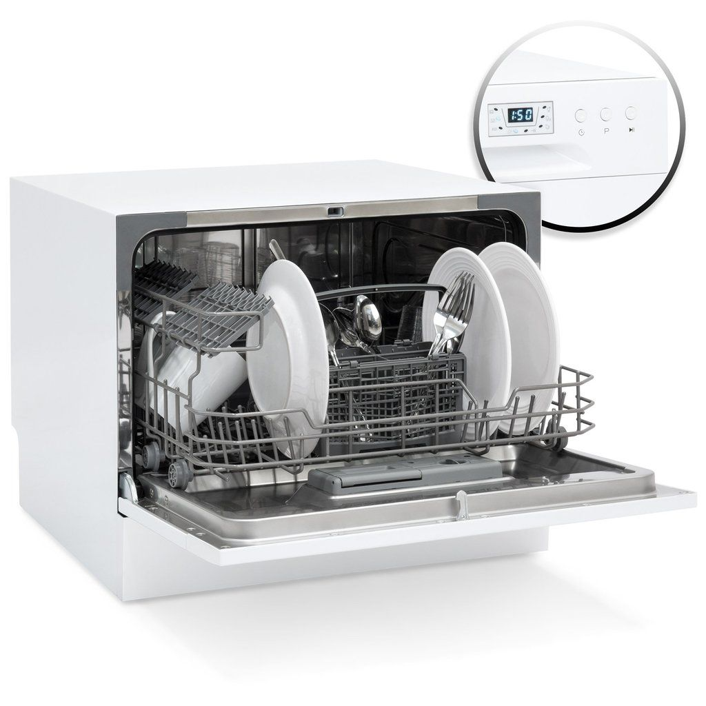 Are Dishes Your Least Favorite Chore This Compact Dishwasher Will