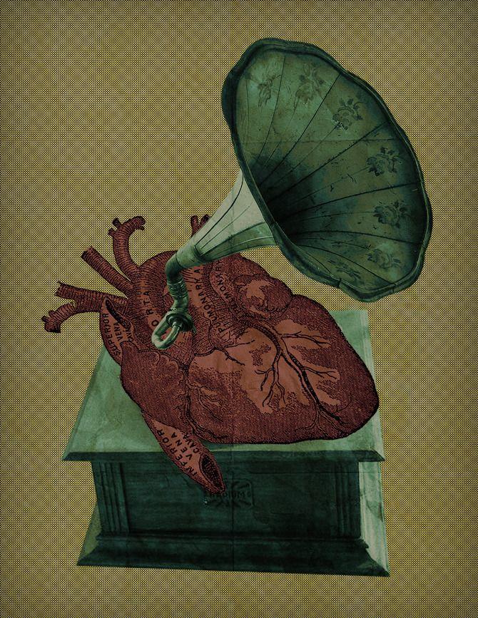 "Listen to your heart by Valeria Anzaldo "" | Love❤ | Pinterest | El ..."