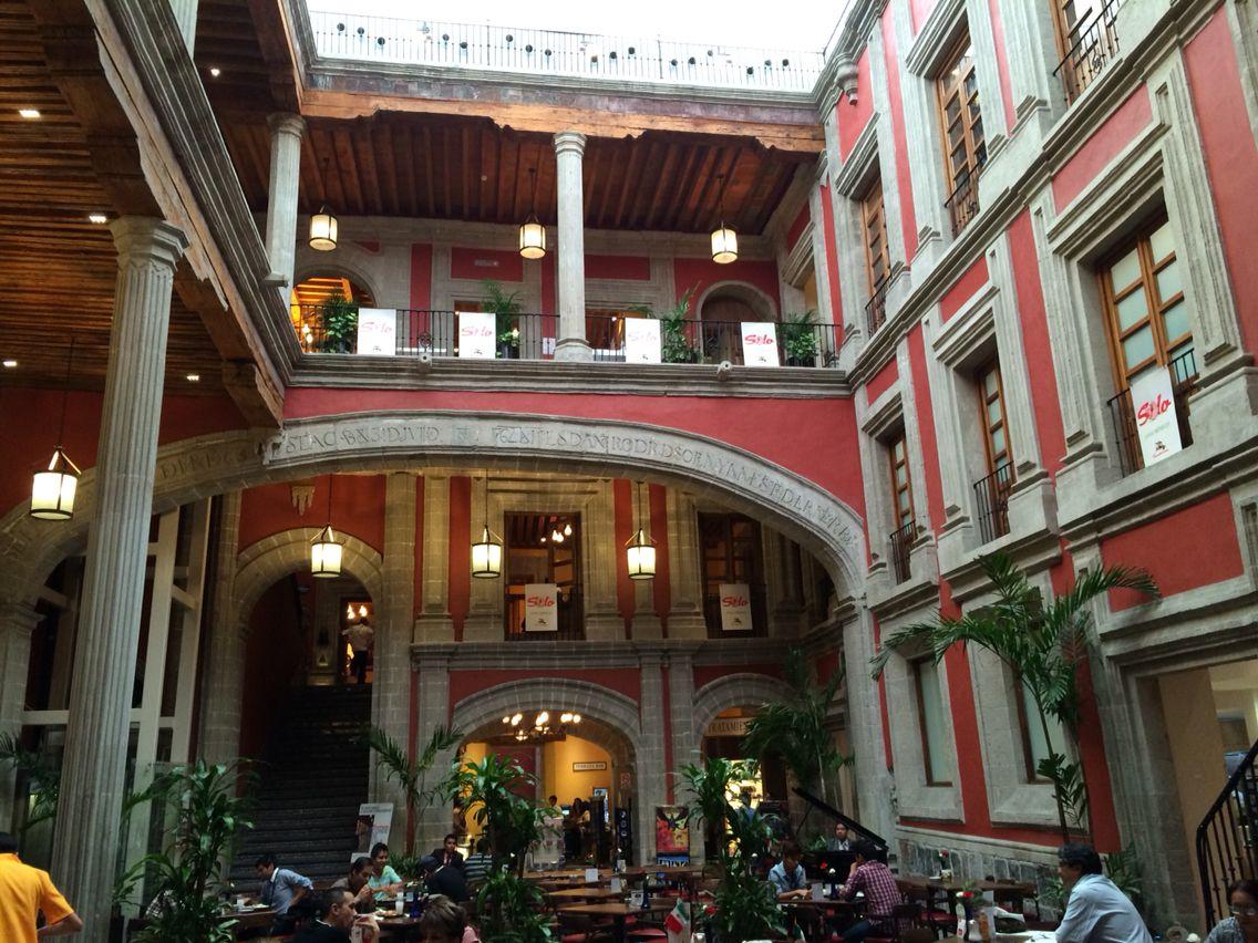 restaurante sanborns venustiano carranza 73 centro