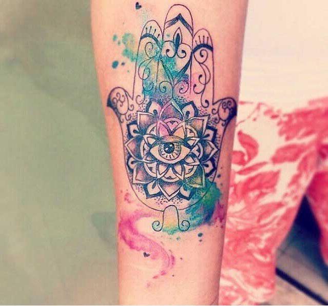 Image Result For Hamsa Hand Tattoo Women Tatuaje De Mano De Fatima Tatuaje De La Mano Tatuaje De Mano Hamsa