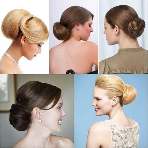 Gaya Sanggul Simple Dan Klasik Hair Style Hair Styles Modern
