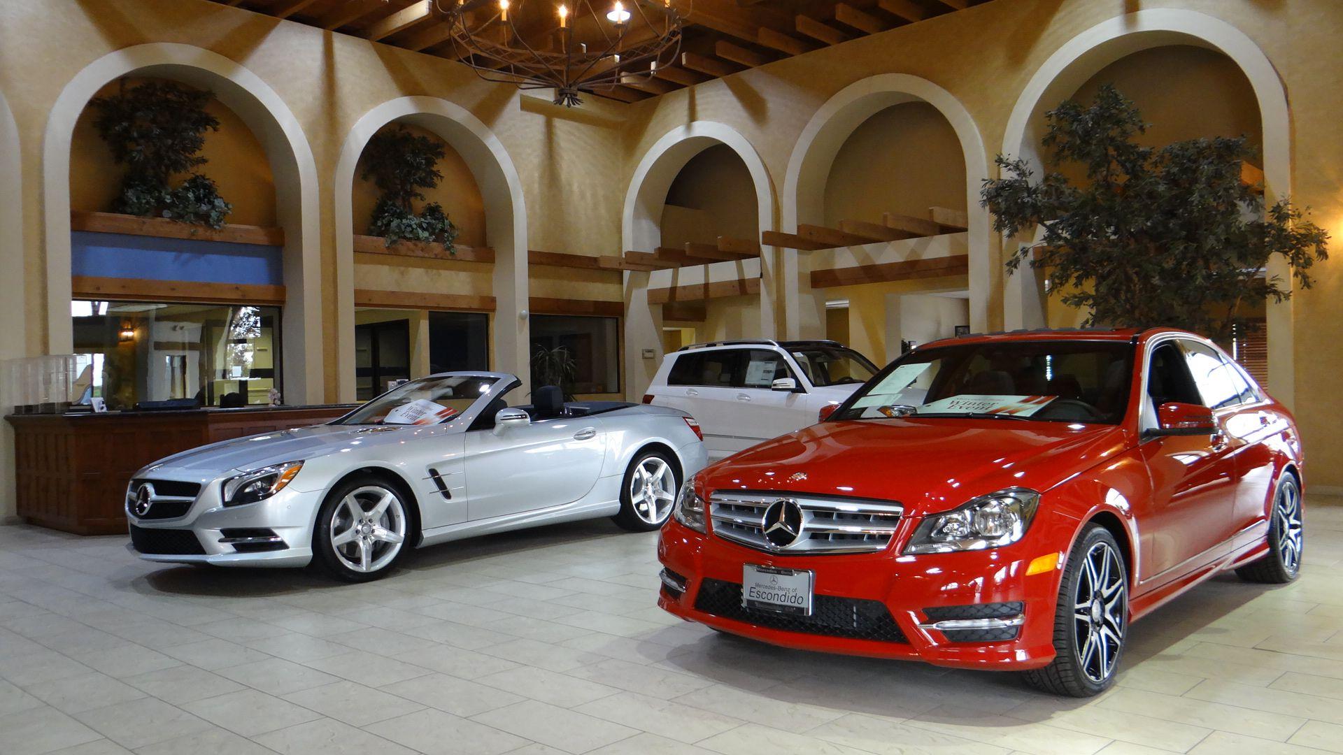 Mercedes-Benz Dealer | Mercedes benz dealer, Mercedes ...