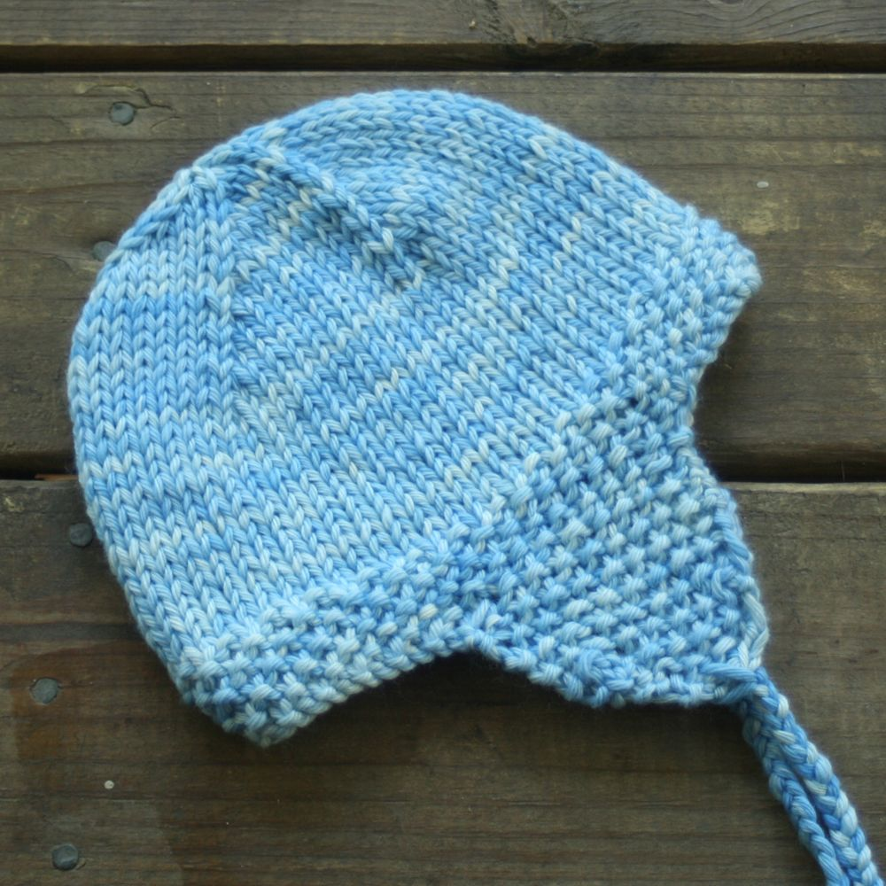 Earflap Hats | Baby hats, Babies and Knit patterns