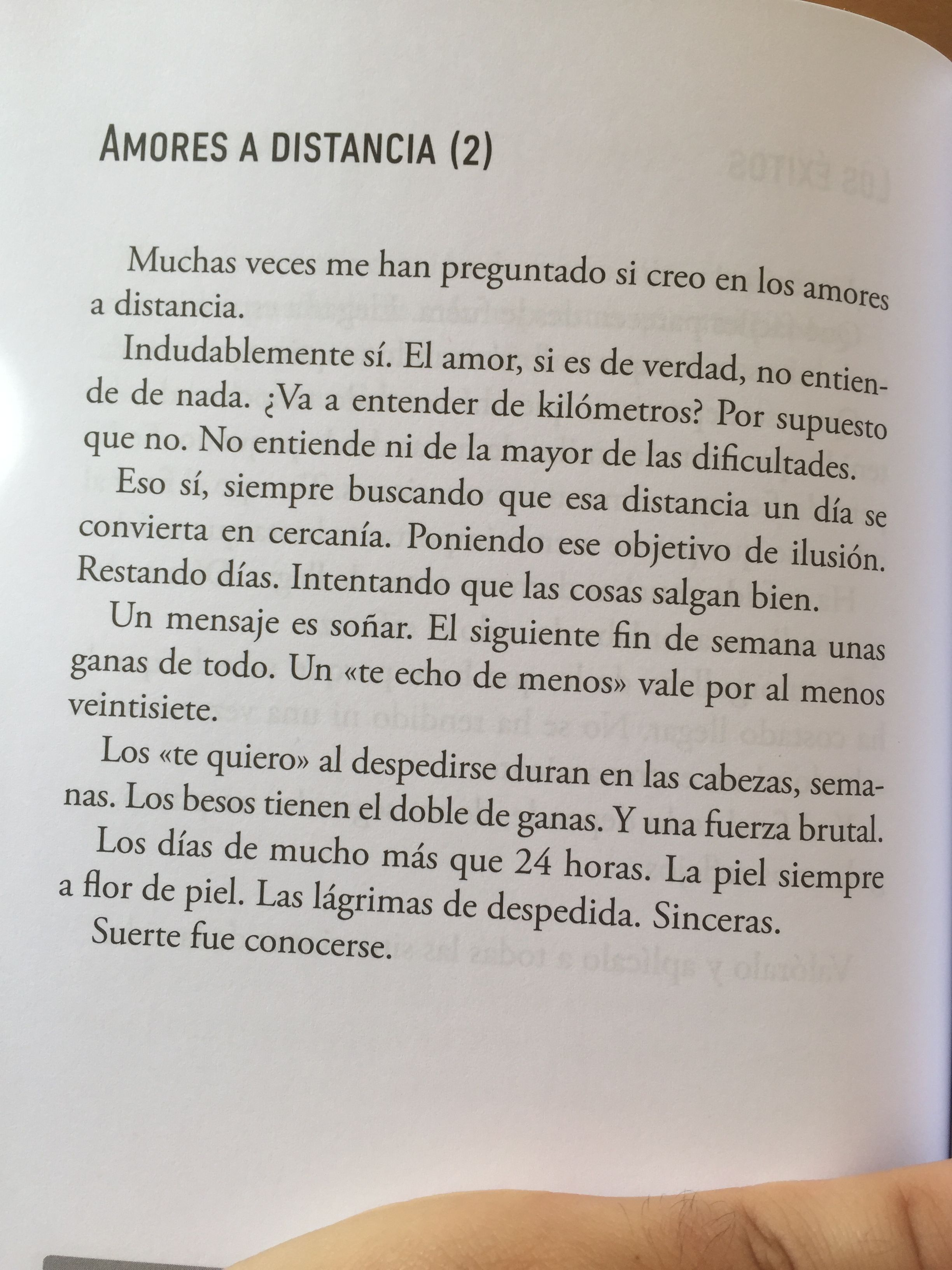 Amores a distancia 2 Amor FrasesFrases