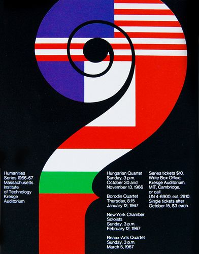 Humanities Series Concerts Poster by sujitjp, via Flickr
