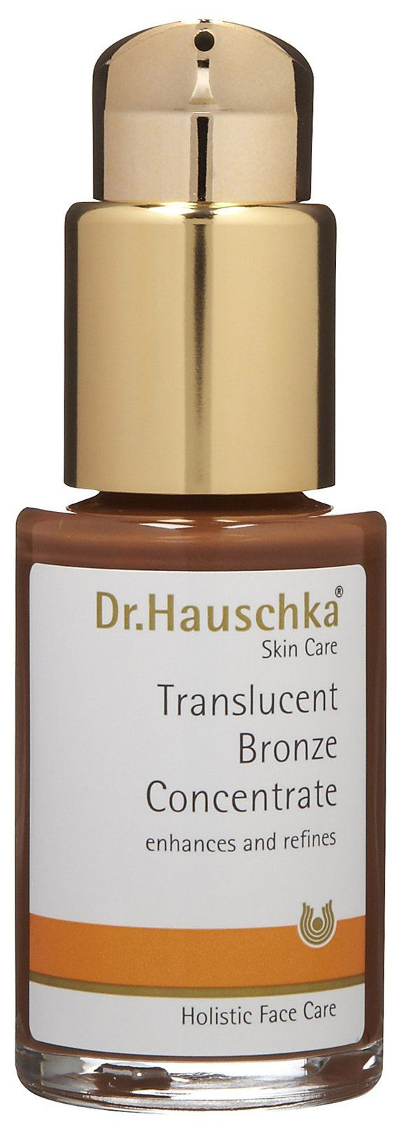 Dr Hauschka Translucent Bronze Concentrate Mix With Facial Moisturizer For A Sun Kissed Even Complexion The Beauty P Translucent Beauty Bar Skin Care