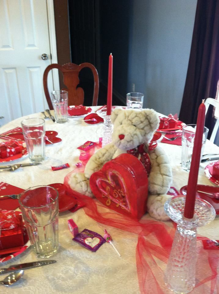 Inexpensive Valentine Table Decor Valentine Table Decorations Table Decorations Valentine Day Table Decorations
