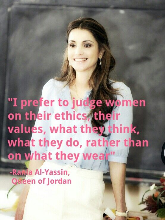 Her Majesty Queen Rania Of Jordan Love This Quote Www