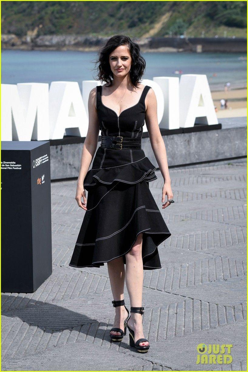 Eva Green Promotes New Movie Proxima At San Sebastian Film