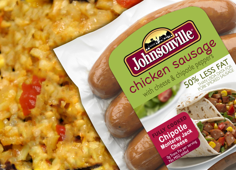 Recipe Johnsonville Chicken Sausage