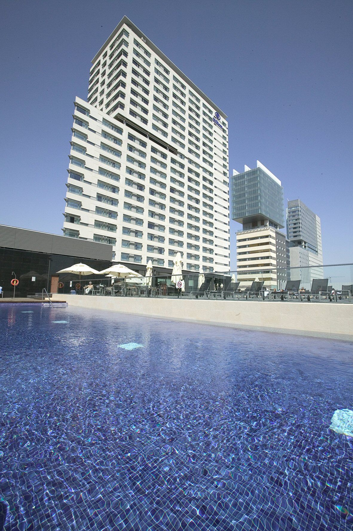 Hilton Diagonal Mar Barcelona Hotel In Spain