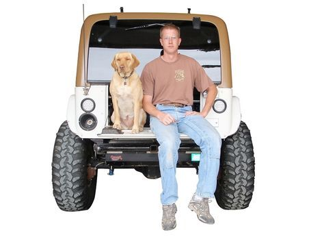 jeep wrangler aluminum drop down tailgate conversion kit