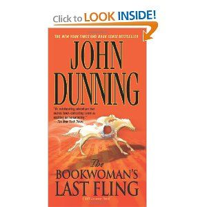 The Bookwoman's Last Fling (Cliff Janeway Novels): John Dunning: 9781416523390: Amazon.com: Books