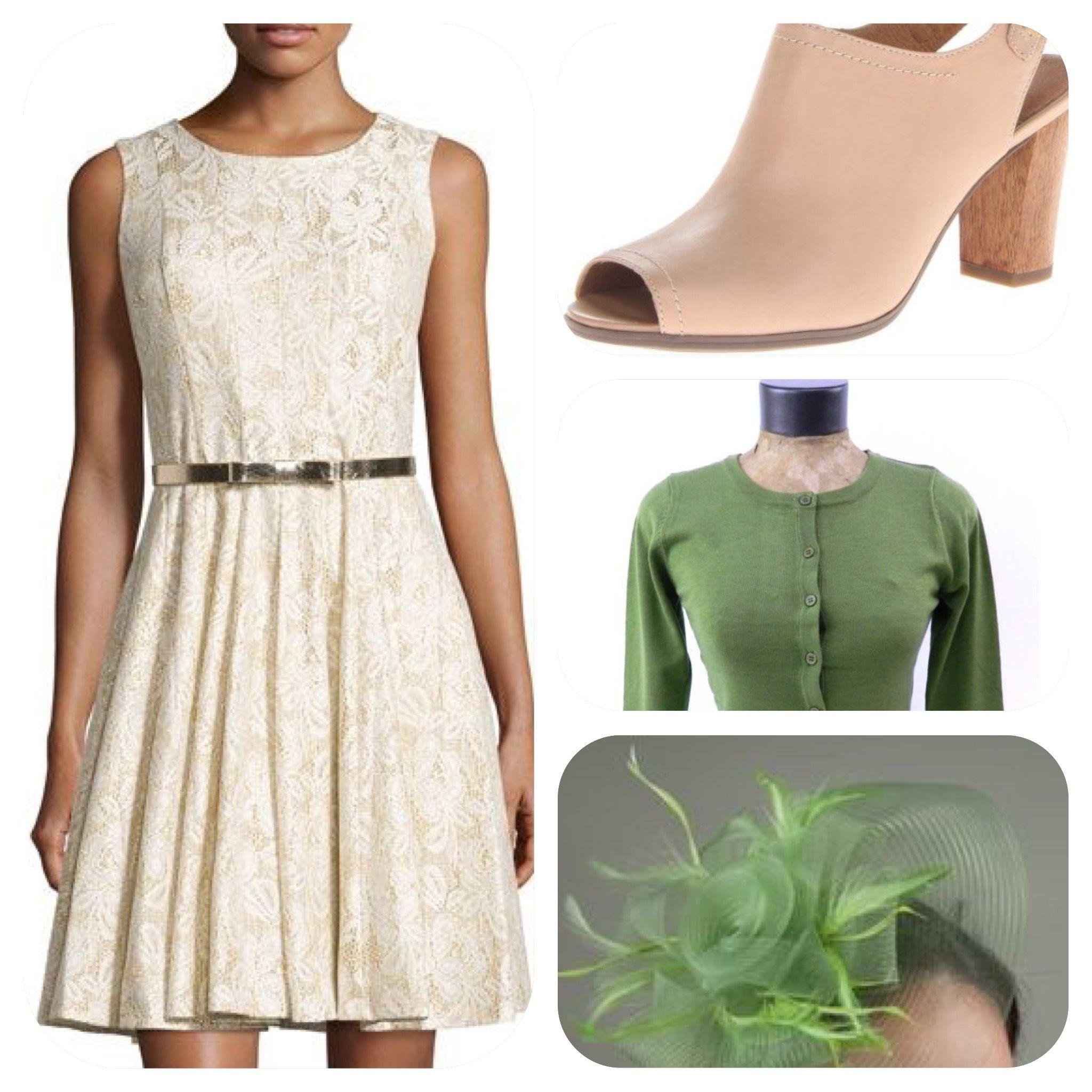 Outfit for the Ballet's Nutcracker Tea