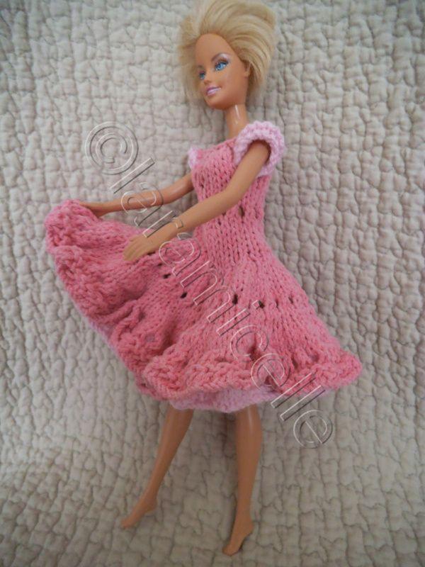 Tuto Gratuit Barbie Façon New Look Ou French Cancan Diana