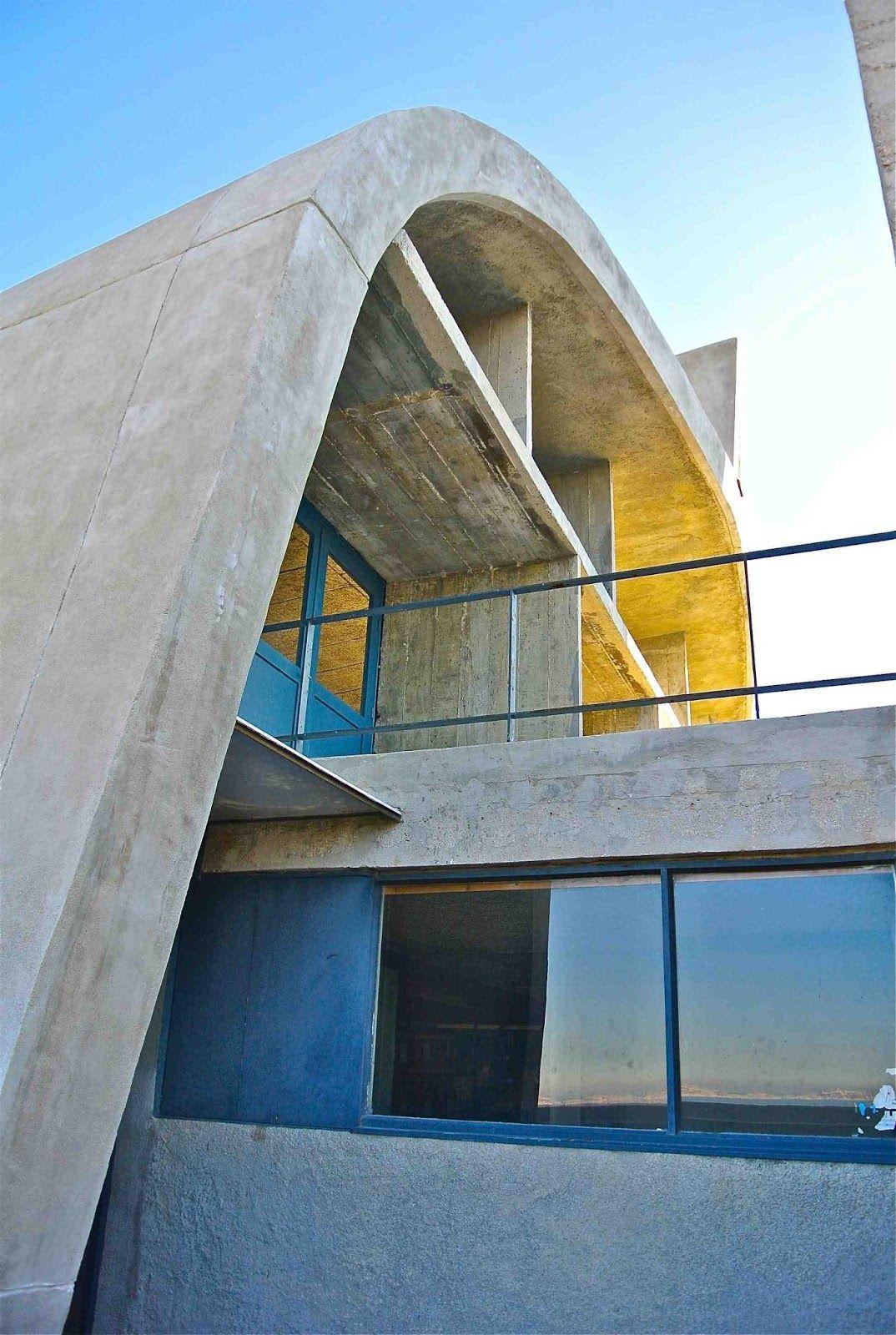 La cité radieuse le Corbusier | concrete | Pinterest | Architektur ...