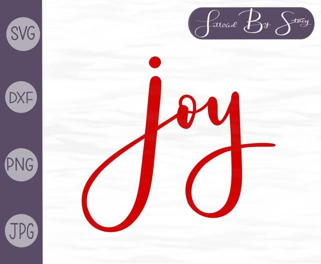 Download Svg Joy Cricut - Layered SVG Cut File - Download Free ...