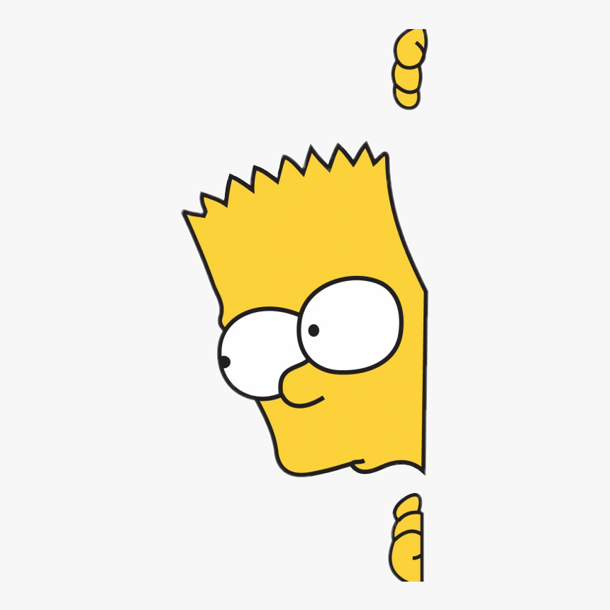 Bart Simpson Png Transparent Png Is Free Transparent Png Image To Explore More Similar Hd Image On Pngitem Bart Simpson Art Bart Simpson Drawing Bart Simpson