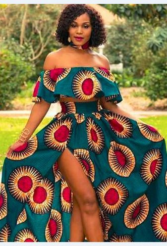 3 Beautiful African Print Outfits To Inspire You