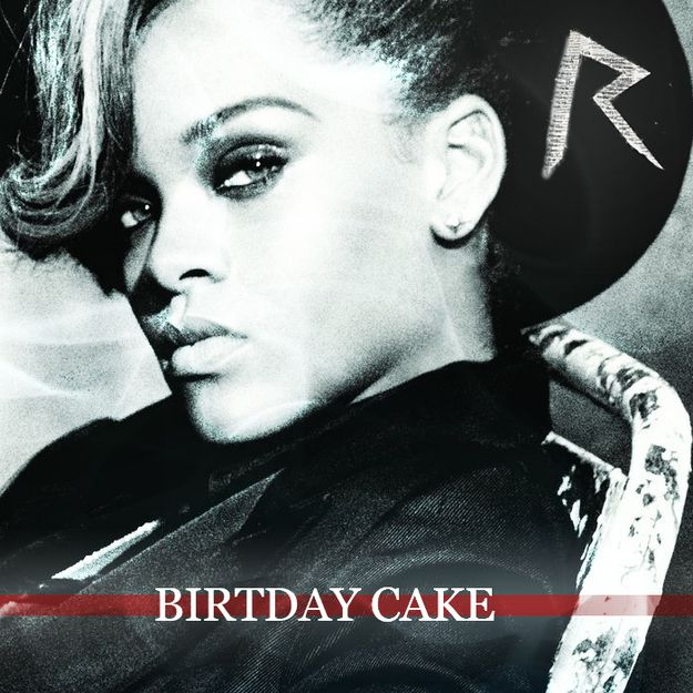 Astonishing Rihanna Birthday Cake With Images Chris Brown Birthday Funny Birthday Cards Online Necthendildamsfinfo