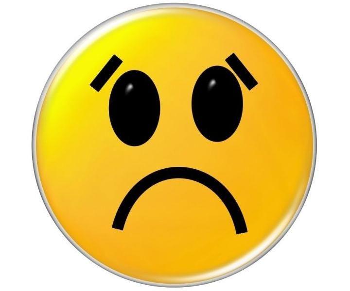 Caras Tristes Imagenes | Imagenes : emoticones tristes ...