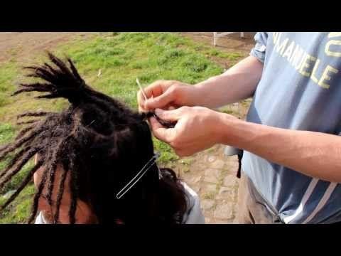 how to make dreadlocks !! tutorial ita come fare i dreadlocks con l unci...   dreadmaker  dreadlocks  roma a64ee5190c6a