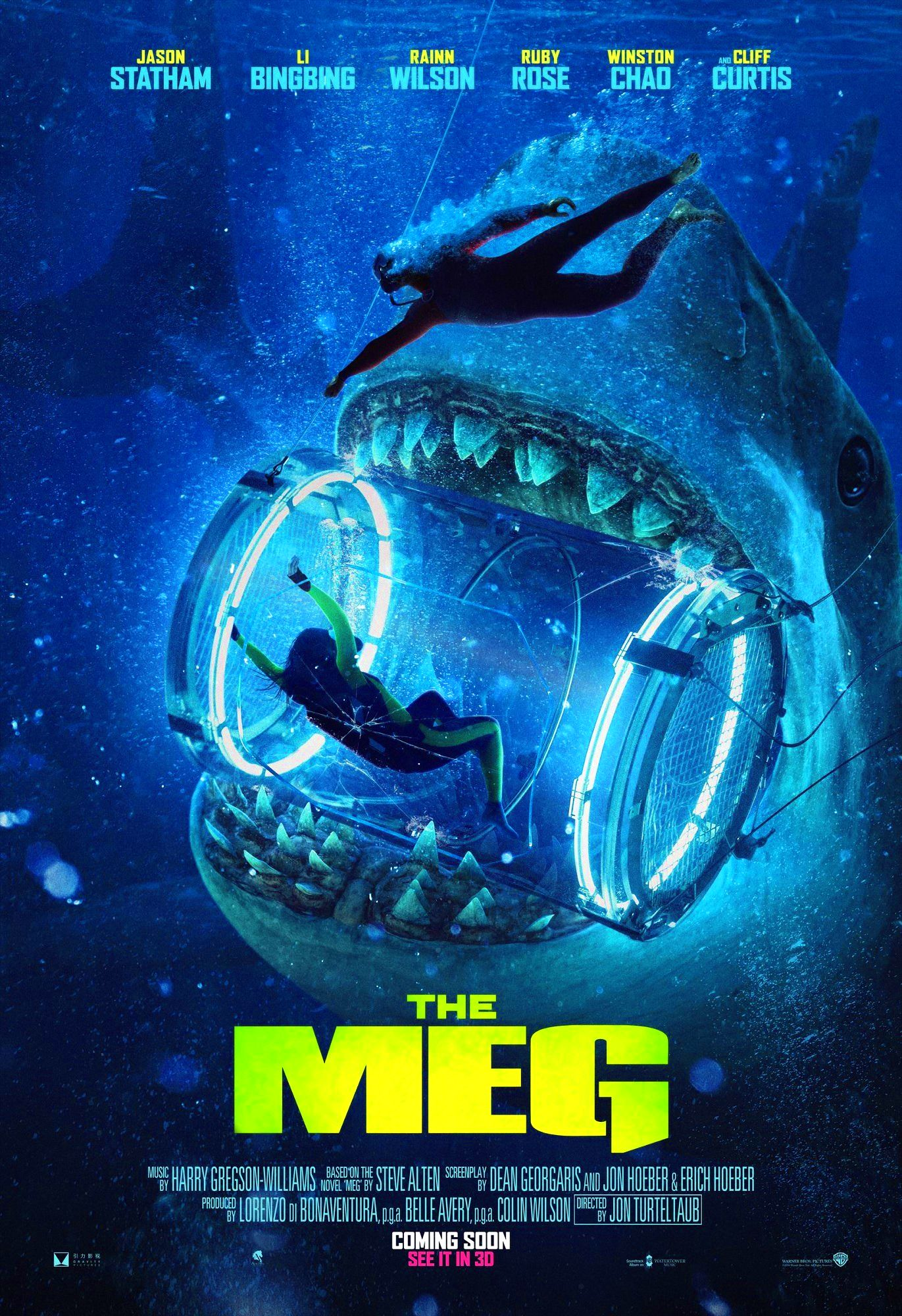 Pin Von Martin Auf Monster Movies Jurassic World Weisse Haie Filme