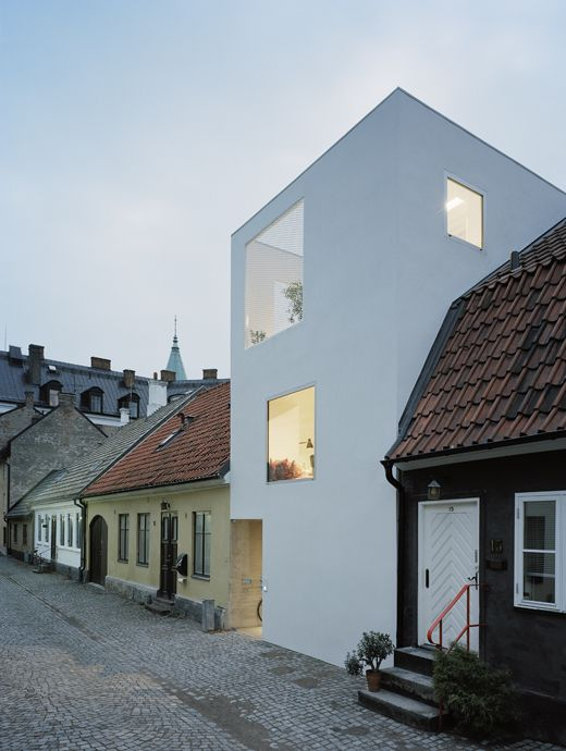 architecture du nouveau dans la rue architecture pinterest haus geb ude und moderne. Black Bedroom Furniture Sets. Home Design Ideas