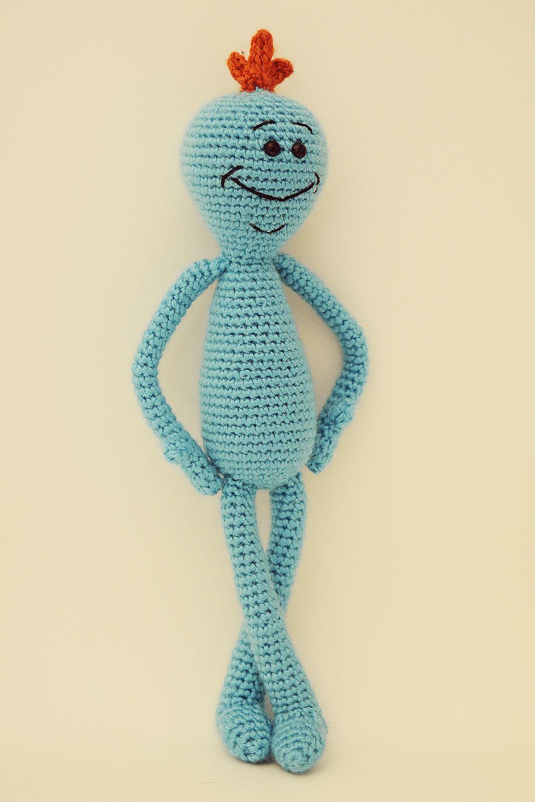 rick and morty crochet ile ilgili görsel sonucu   Crochet coasters ...   1600x1067