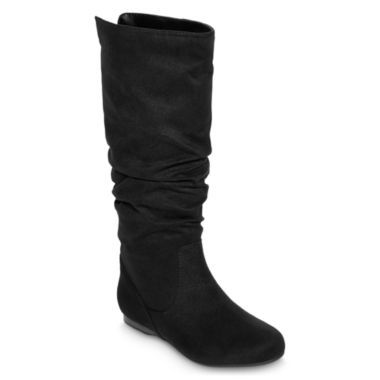 95e8322e9a29 Arizona Kenya Tall Faux-Suede Womens Slouch Boots found at  JCPenney for  Cameron