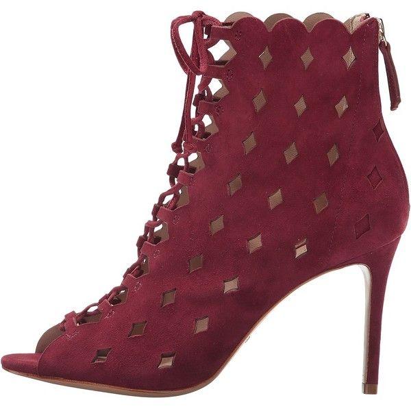 lace-up boots - Red Rachel Zoe HmiDQU3KA