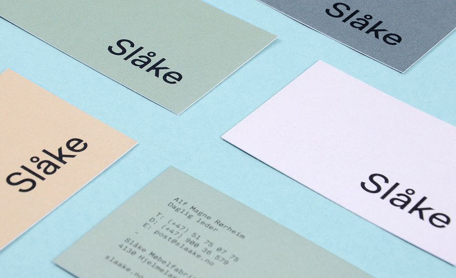 New Logo and Brand Identity for Slåke by Ghost - BP&O | Business ...