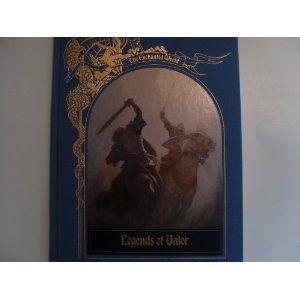 Legends of Valor (The Enchanted World Series): Brendan Lehane: 9780809452200: Amazon.com: Books