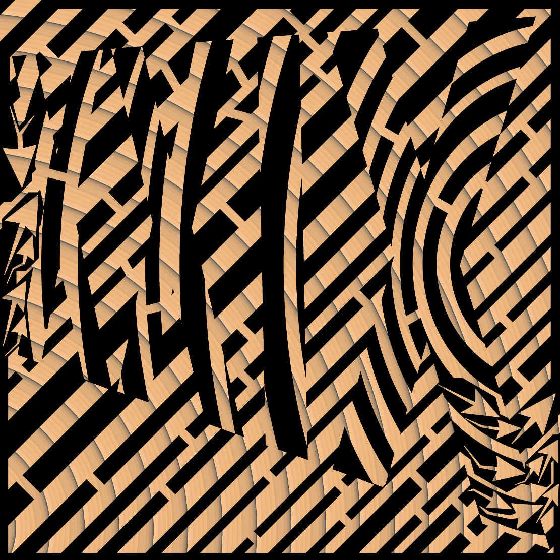 Maze Of Roman Numeral 29 As Xxix