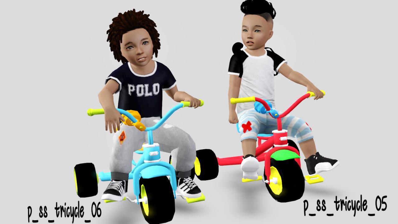 Sims 3 toddler bikes sims 3 pinterest - Sims 3 babyzimmer ...