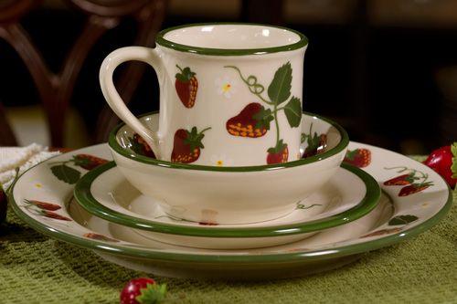 strawberry dinnerware | Strawberry Dinnerware & strawberry dinnerware | Strawberry Dinnerware | Strawberry ...