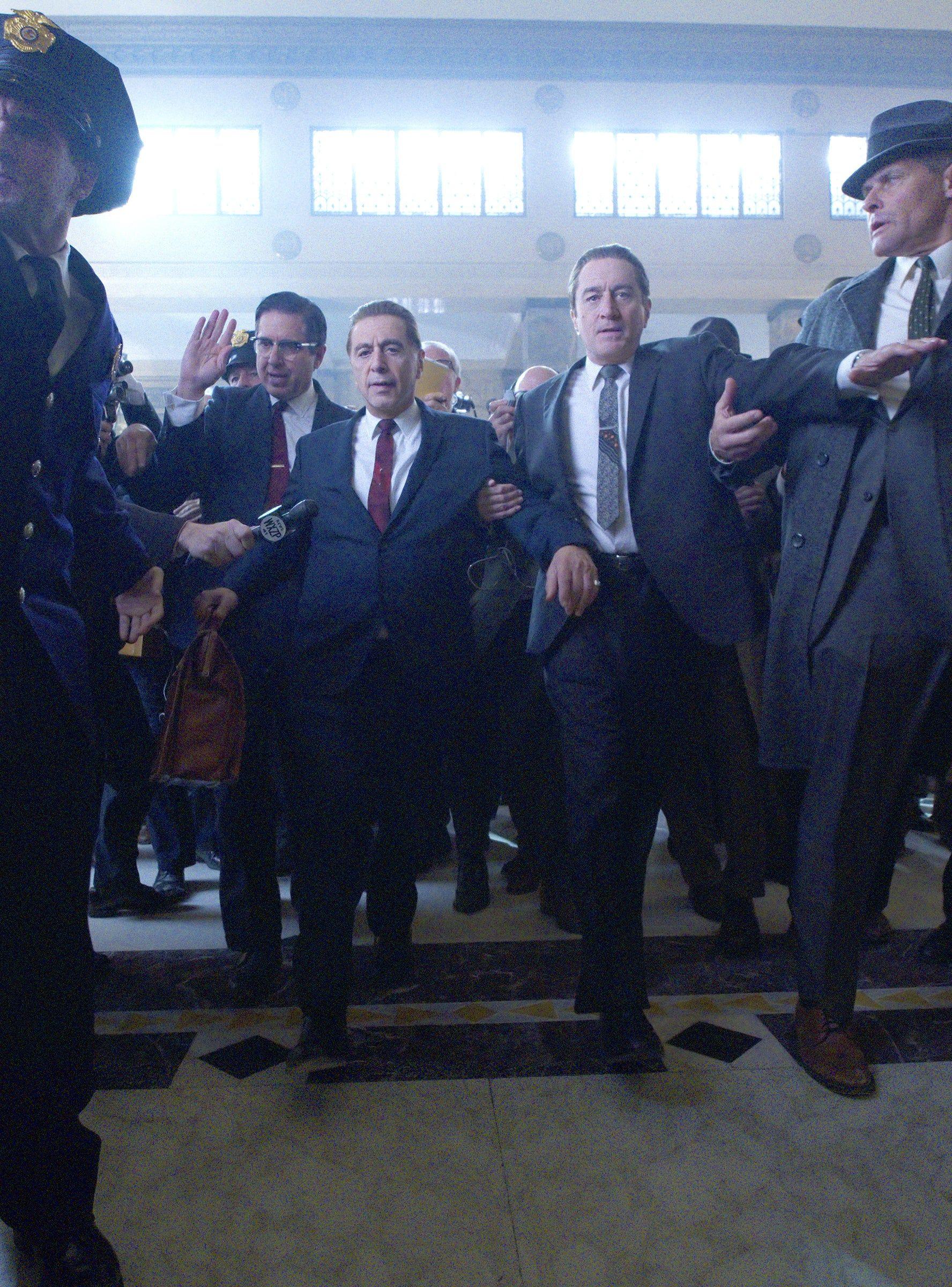 The Irishman Scorsese Streaming Vf : irishman, scorsese, streaming, Irishman, Real?, Irish, Movies,, Hollywood, Reporter