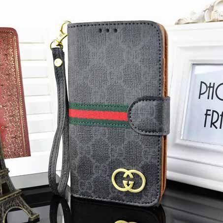 6b657a9e841 Gucci Galaxy Note 3 Case Luxury Designer Wallet Black 3  NoteCase-0132  -   39.80
